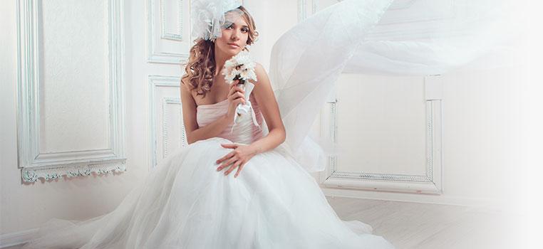 Hochzeitskleid reinigung preis